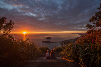 Mount Maunganui Summit Walk RE