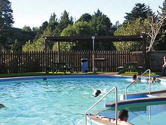 Welcome Bay Hot Pools & Campground