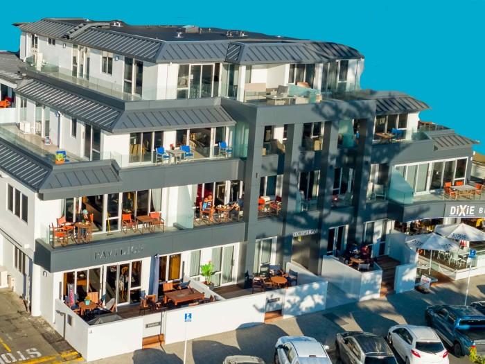 Pavilion Beachfront Apartments