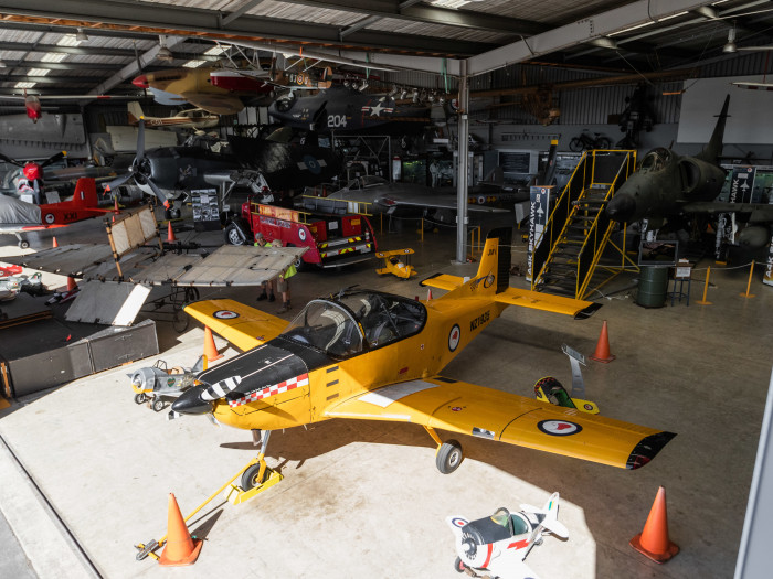 Classic Flyers Aviation Museum