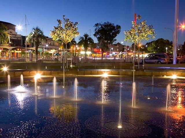 Downtown Tauranga