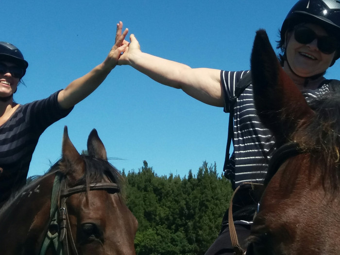 Huntaway Farms Horse Trekking