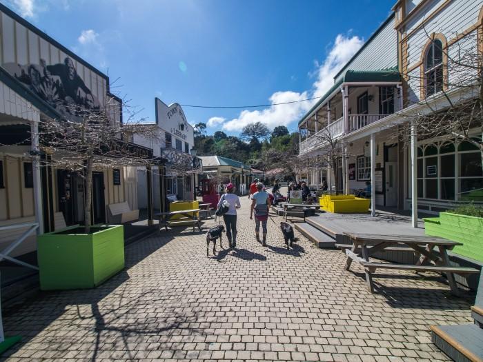 The Historic Village