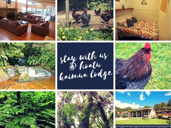 Hoatu Kaimua Tourist Lodge