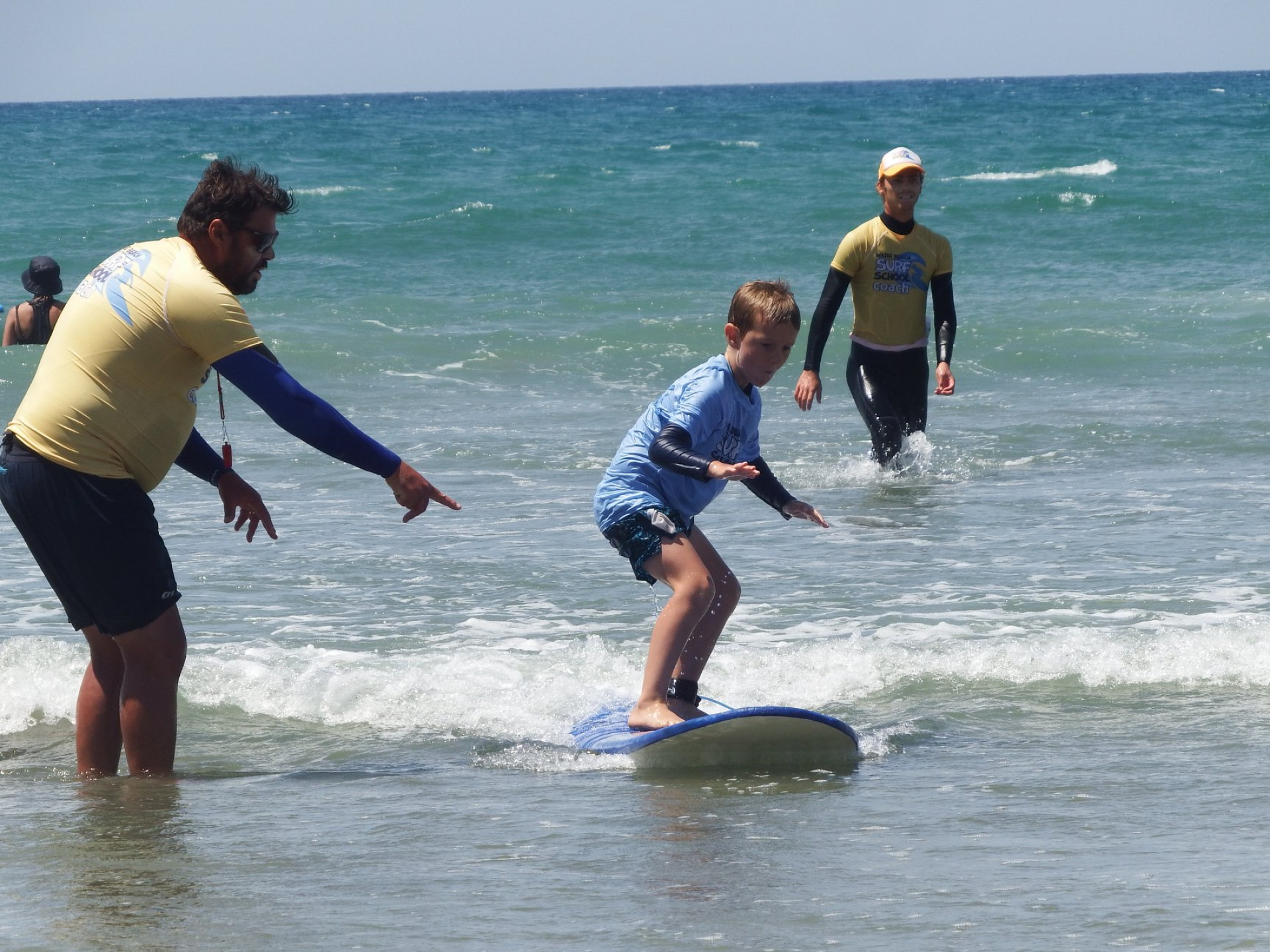 Surf lessons 3